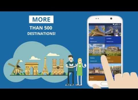 Addition to Apps in Travel and Tourism