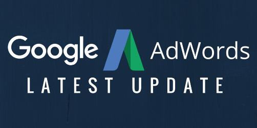 Latest Google AdWords Updates