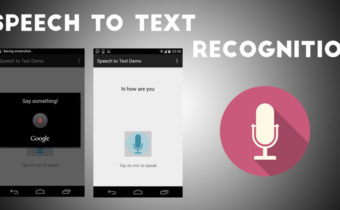Conversion of Voice to Text