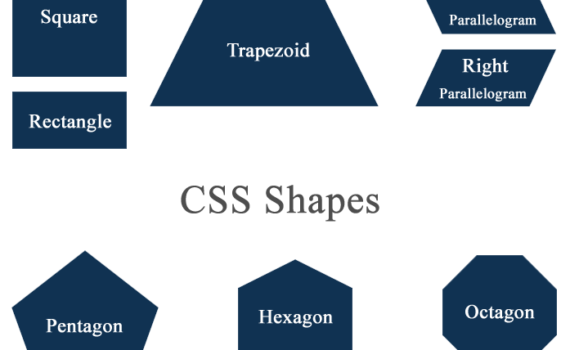 Creating Different Shapes with CSS - www owt-india com